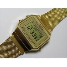Zegarek unisex Casio A700WEMG-9AEF