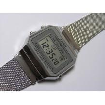 Zegarek unisex Casio A700WEM-7AEF