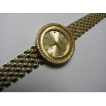 Zegarek damski złoty pr.585 ZD1