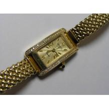Zegarek damski złoty pr.585 ZD11