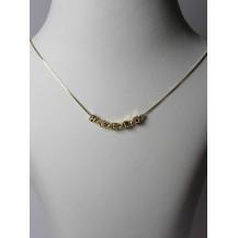 Naszyjnik złoty pr.585 N1