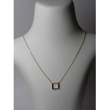 Naszyjnik złoty pr.585 N4