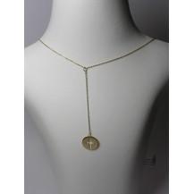 Naszyjnik złoty pr.585 N5