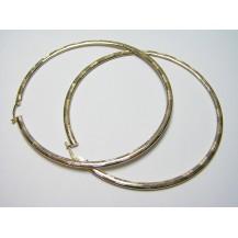 Kolczyki złote pr.585 KK2