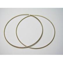 Kolczyki złote pr.585 KK3
