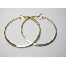 Kolczyki złote pr.585 KK6