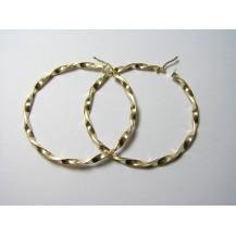 Kolczyki złote pr.585 KK9