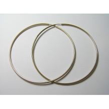 Kolczyki złote pr.585 KK11