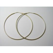 Kolczyki złote pr.585 KK13