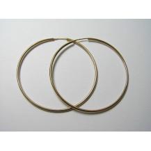 Kolczyki złote pr.585 KK14