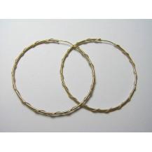 Kolczyki złote pr.585 KK15