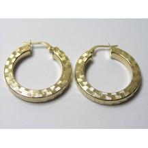 Kolczyki złote pr 585 KK146