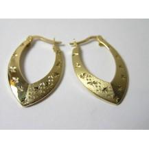 Kolczyki złote pr 585 KK148
