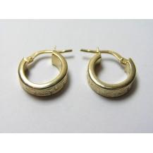 Kolczyki złote pr 585 KK150