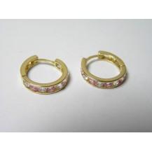 Kolczyki złote pr 585 KK132