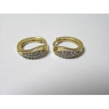 Kolczyki złote pr 585 KK133