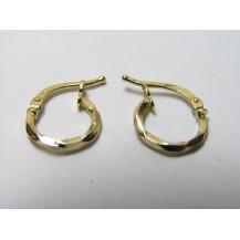 Kolczyki złote pr 585 KK143