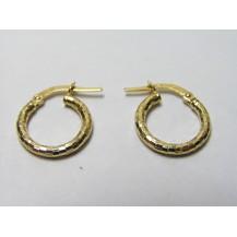 Kolczyki złote pr 585 KK139
