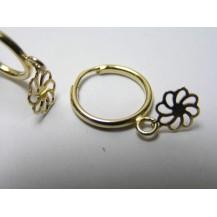 Kolczyki złote pr 585 KK140