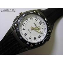 Xonix ZU-004.Męski zegarek na pasku z latarką.