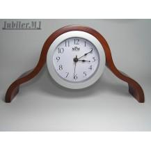 MPM E03.2709.Kominkowy zegar ,czereśnia antyczna.