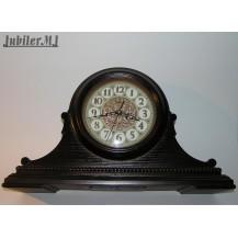 Adler 22136CB.Zegar stojący,kominkowy - ciemny brąz.