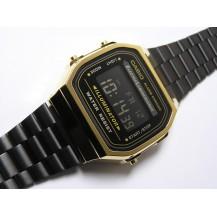 Zegarek unisex Casio A168WEGB-1BEF